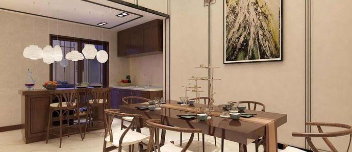 御景湾310m²新中式风格,典雅质朴、稳重大方!