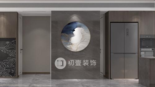 珑胤台128㎡ 现代中式